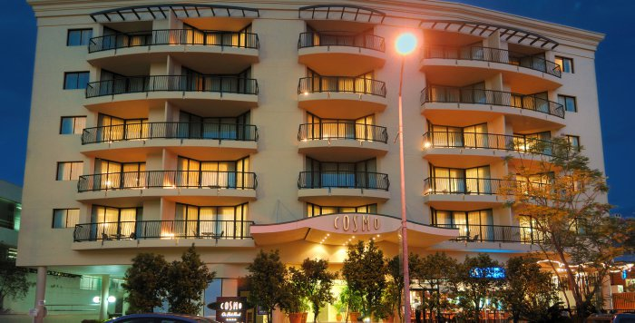 Central Cosmo Apartments - Accommodation in Brisbane