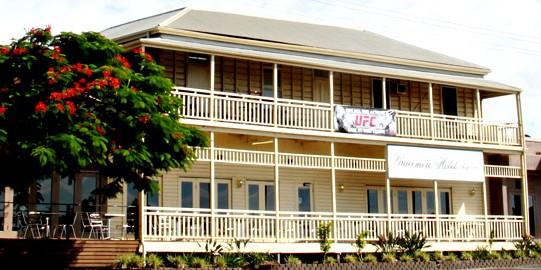 Gracemere Hotel - Accommodation in Brisbane