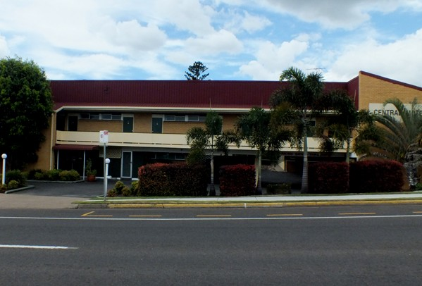 Central Motel Ipswich - Accommodation in Brisbane