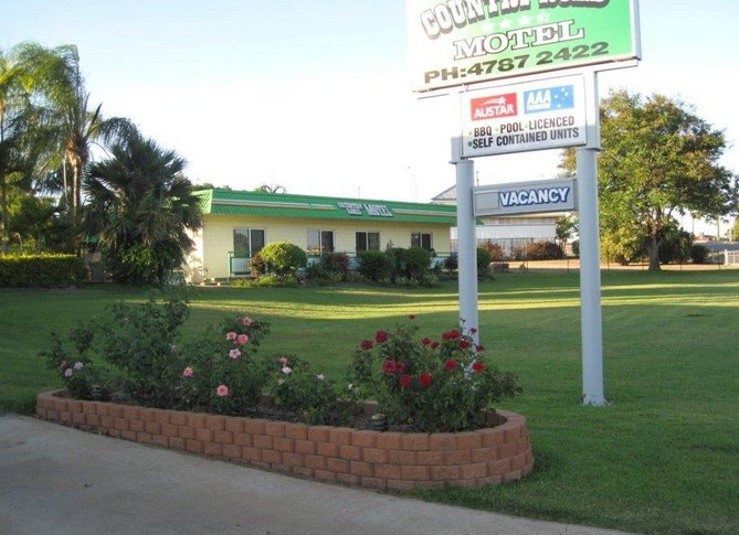 Country Road Motel - Accommodation in Brisbane