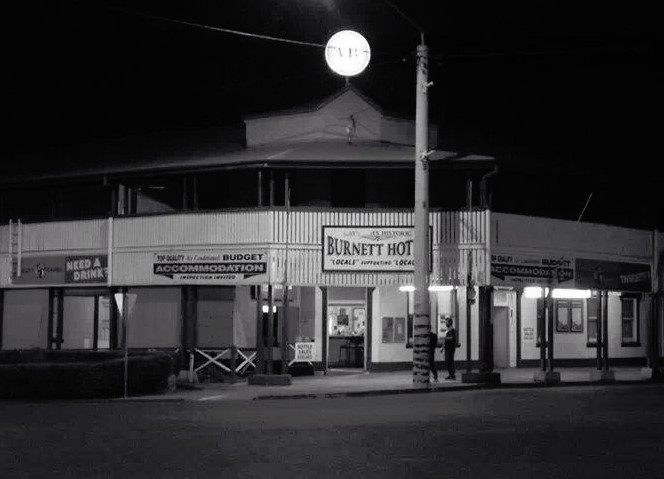 Burnett Hotel - Accommodation in Brisbane