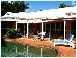 Tropical Escape Bed  Breakfast - Accommodation in Brisbane