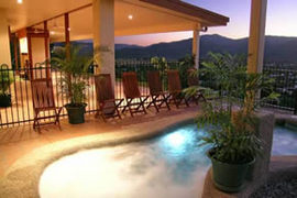 The Summit Rainforest Retreat - Accommodation in Brisbane