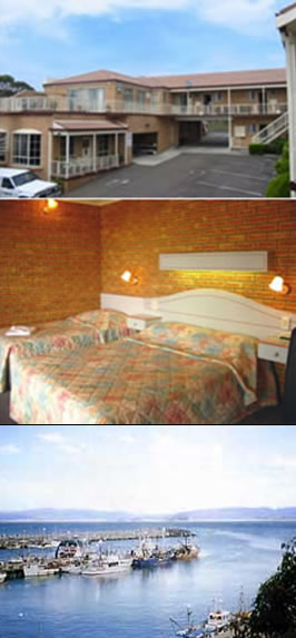 Twofold Bay Motor Inn - Accommodation in Brisbane