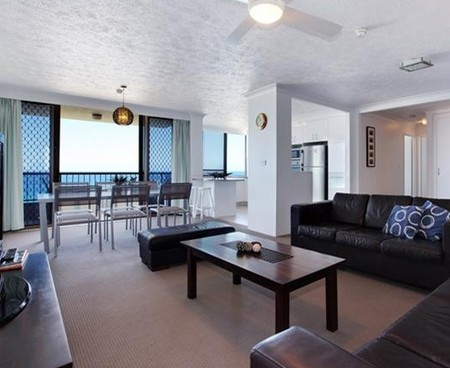 Southern Cross Luxury Apartments - Accommodation in Brisbane