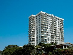 Burleigh Beach Tower - Accommodation in Brisbane