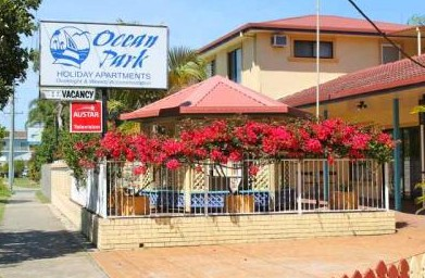 Ocean Park Motel and Holiday Apartments - Accommodation in Brisbane