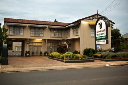 Abbotsleigh Motor Inn - Accommodation in Brisbane