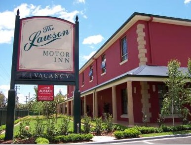 The Lawson Motor Inn - Accommodation in Brisbane