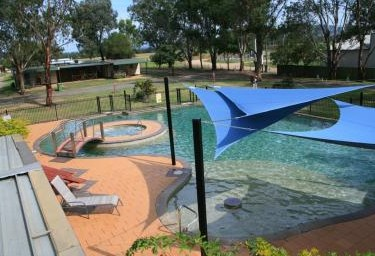 Valley Vineyard Tourist Park - Accommodation in Brisbane