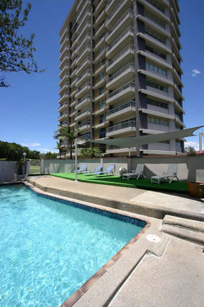 Narrowneck Court - Accommodation in Brisbane