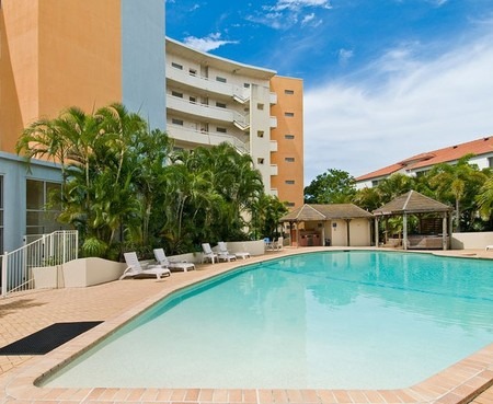 Rays Resort Apartments - Accommodation in Brisbane