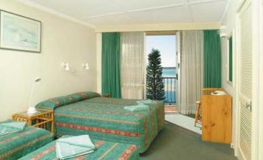 Mid Pacific Motel - Accommodation in Brisbane