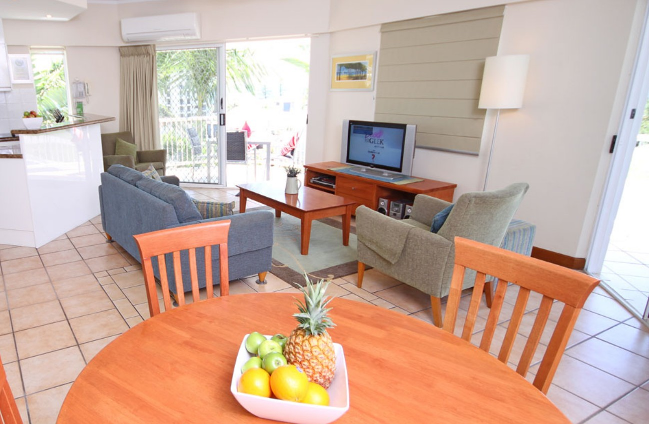 Coolum Seaside Apartments - Accommodation in Brisbane