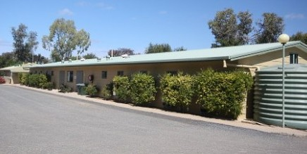 Macdonnell Range Holiday Park - Accommodation in Brisbane