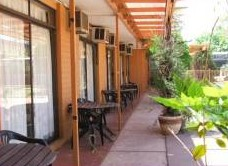 Desert Rose Inn - Accommodation in Brisbane