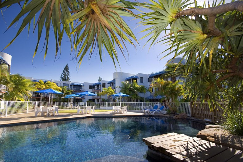 Headland Tropicana - Accommodation in Brisbane