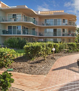 Surfside On The Beach - Accommodation in Brisbane