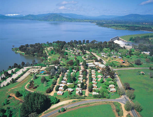 Lake Hume Resort - Accommodation in Brisbane