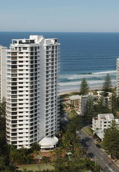 Biarritz Apartments - Accommodation in Brisbane