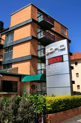 Soho Brisbane - Accommodation in Brisbane