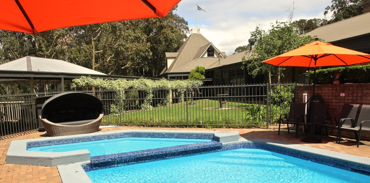 Lincoln Downs Resort  Spa - Accommodation in Brisbane
