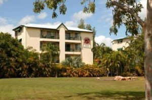 Botanic Gardens Apartments - Accommodation in Brisbane
