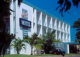Asti Motel - Accommodation in Brisbane