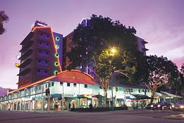 Darwin Central Hotel - Accommodation in Brisbane