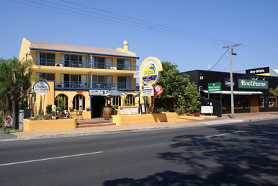 Delfinos Bay Resort - Accommodation in Brisbane
