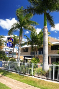 Ambassador Motor Lodge Best Western - Accommodation in Brisbane