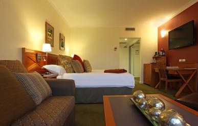 Peppers Fairmont Resort - Accommodation in Brisbane
