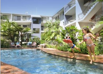 Flynns Beach Resort - Accommodation in Brisbane