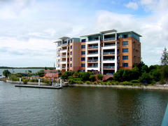 The Jetty Apartments - Accommodation in Brisbane