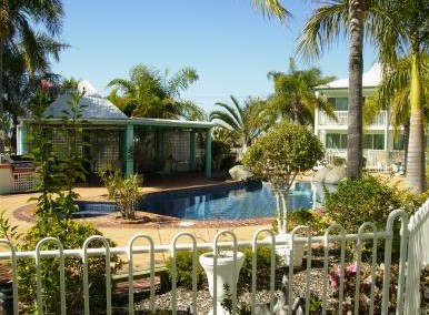 Reef Adventureland Motor Inn - Accommodation in Brisbane