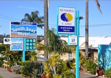 South Seas Motel - Accommodation in Brisbane