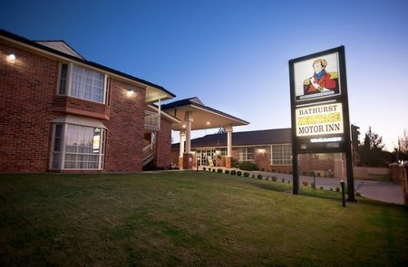 Bathurst Heritage Motor Inn - Accommodation in Brisbane