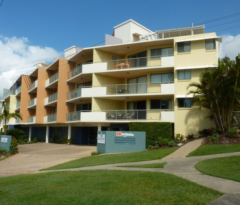 Kings Bay Apartments - Accommodation in Brisbane