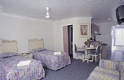 Alexandra Serviced Apartments - Accommodation in Brisbane