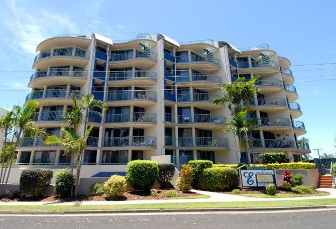 Excellsior Holiday Apartments - Accommodation in Brisbane