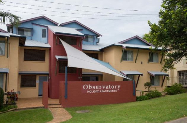 Observatory Holiday Apartments