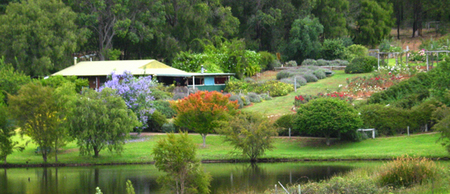 Lavender and Berry Farm - Accommodation in Brisbane