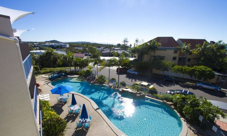 Endless Summer Resort - Accommodation in Brisbane