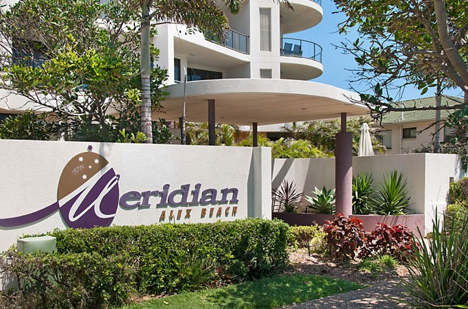 Meridian Alex Beach - Accommodation in Brisbane
