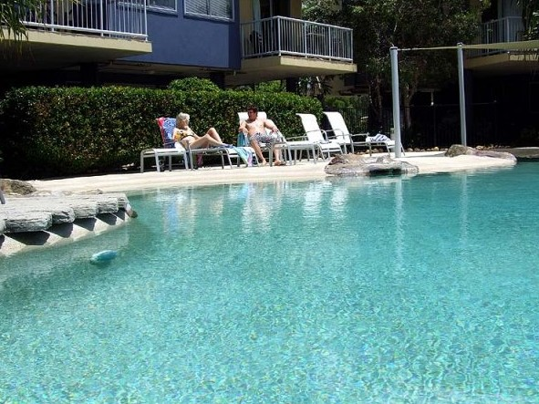 Seacove Coolum Resort - Accommodation in Brisbane