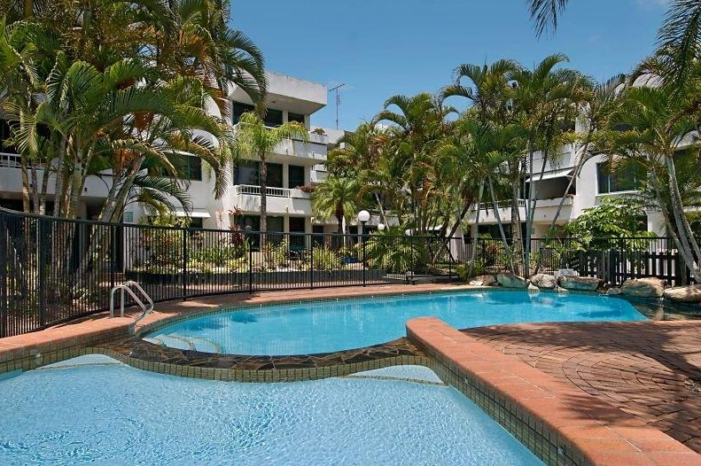 Headland Gardens Holiday Apartments - Accommodation in Brisbane