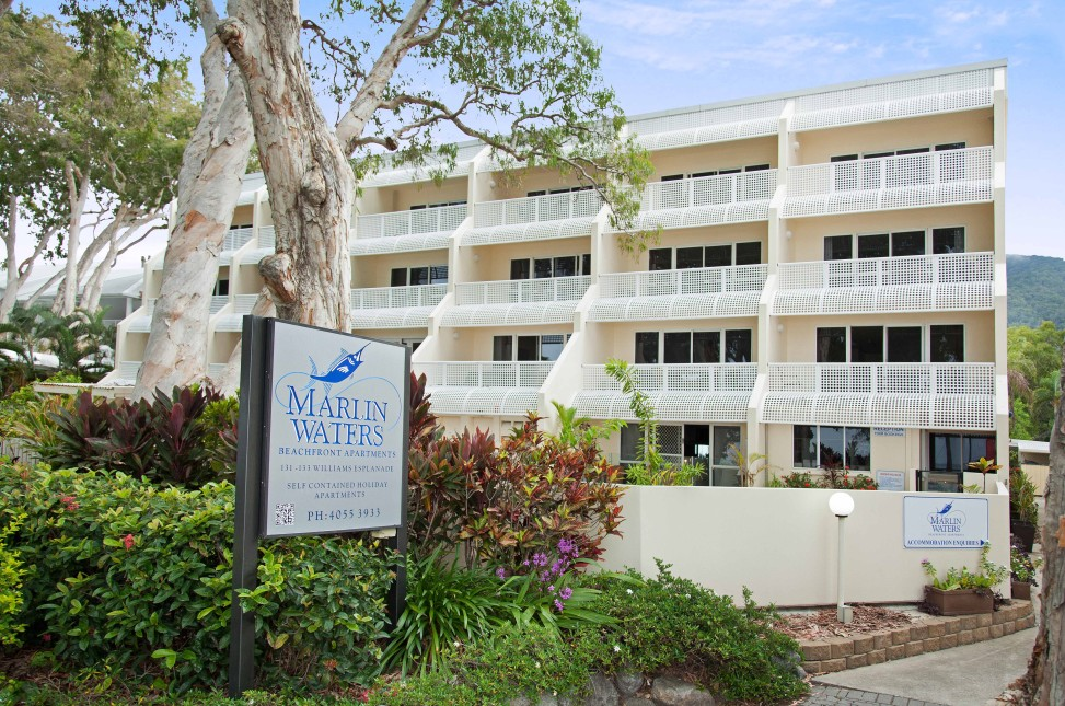 Marlin Waters Beachfront Apartments - Accommodation in Brisbane