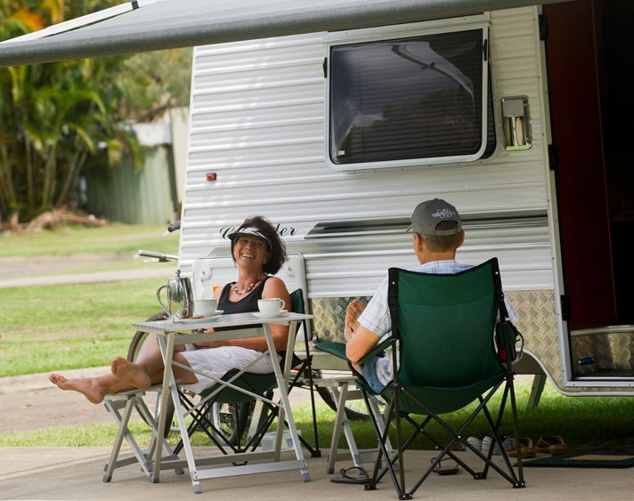 Coolum Beach Holiday Park - Accommodation in Brisbane