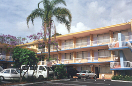 Southern Cross Motel - Accommodation in Brisbane