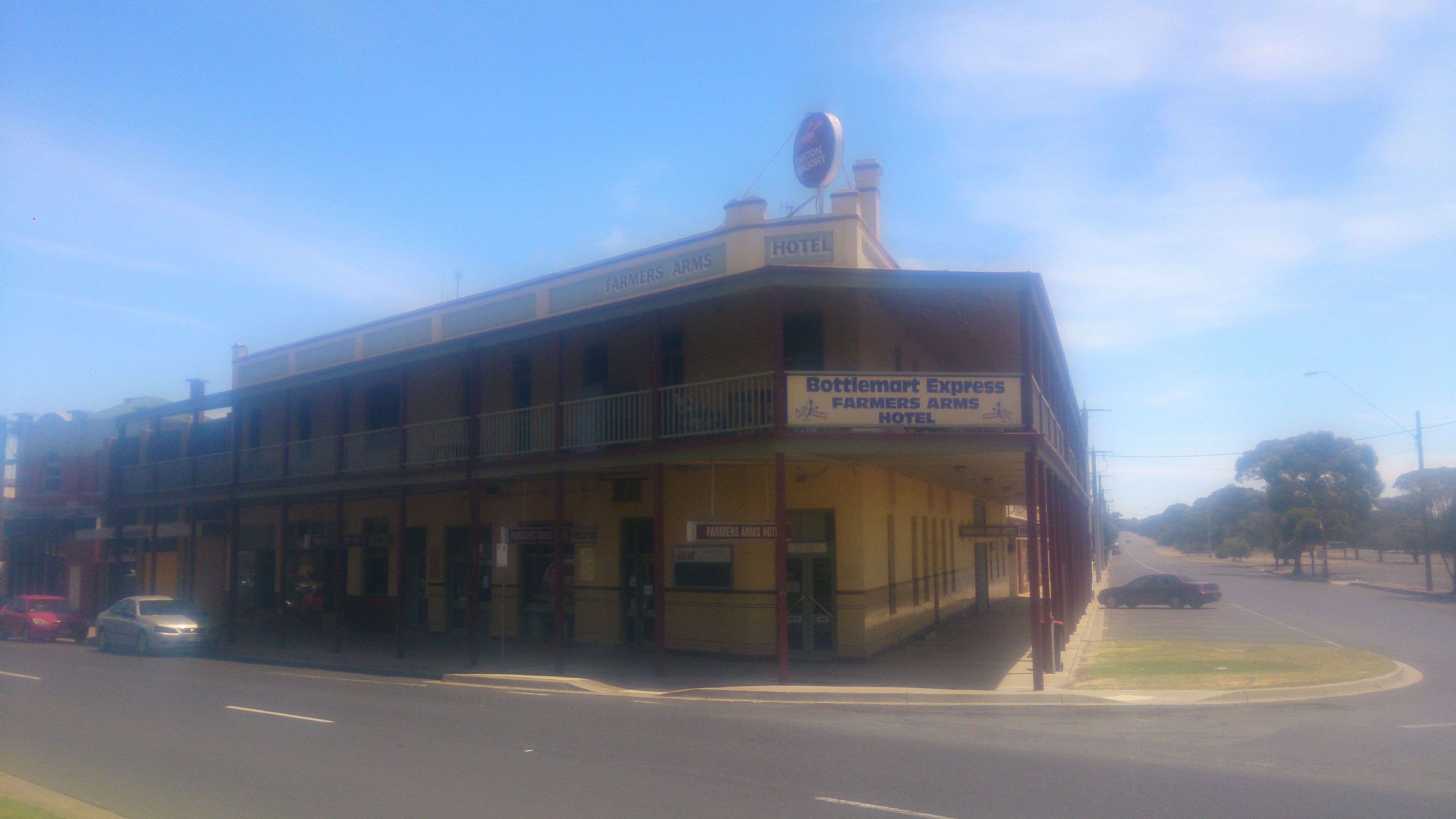 Farmers Arms Hotel - Accommodation in Brisbane